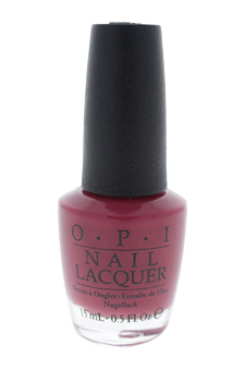 Nail Lacquer # NL W63 OPI By Popular Vote by OPI for Women - 0.5 oz Nail Polish