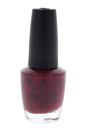 Nail Lacquer # NL W64 We the Female by OPI for Women - 0.5 oz Nail Polish