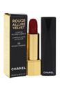 Rouge Allure Velvet Luminous Matte Lip Colour - # 56 Rouge Charnel by Chanel for Women - 0.12 oz Lipstick