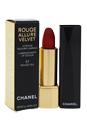 Rouge Allure Velvet Luminous Matte Lip Colour - # 57 Rouge Feu by Chanel for Women - 0.12 oz Lipstick