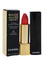 Rouge Allure Velvet Luminous Matte Lip Colour - # 60 Rouge Troublant by Chanel for Women - 0.12 oz Lipstick