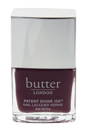 Patent Shine 10X Nail Lacquer - Toff by Butter London for Women - 0.4 oz Nail Lacquer