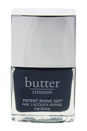 Patent Shine 10X Nail Lacquer - Earl Grey by Butter London for Women - 0.4 oz Nail Lacquer