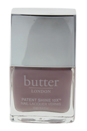 Patent Shine 10X Nail Lacquer - Piece Of Cake by Butter London for Women - 0.4 oz Nail Lacquer