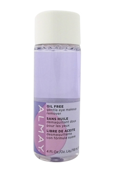Oil Free Sans Huile Eye Makeup Remover Liquid by Almay for Women - 4 oz Makeup Remover
