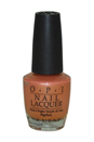 Nail Lacquer # NL G12 Melon Of Troy by OPI for Women - 0.5 oz Nail Polish