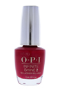 Infinite Shine 2 Gel Lacquer # ISL L72 - Opi Red by OPI for Women - 0.5 oz Nail Polish