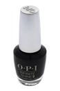 Infinite Shine 2 Gel Lacquer # ISL T02 - Black Onyx by OPI for Women - 0.5 oz Nail Polish