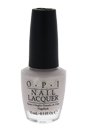 Nail Lacquer - # HR H10 Breakfast At Tiffanys by OPI for Women - 0.5 oz Nail Polish