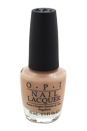 Nail Lacquer # NL P61 Samoan Sand by OPI for Women - 0.5 oz Nail Polish
