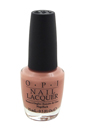 Nail Lacquer # NL A15 Dulce De Leche by OPI for Women - 0.5 oz Nail Polish