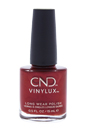 CND Vinylux Weekly Polish - # 139 Red Baroness by CND for Women - 0.5 oz Nail Polish