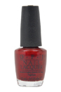 Nail Lacquer # NL F17 Bastille My Heart by OPI for Women - 0.5 oz Nail Polish