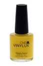 CND Vinylux Weekly Polish - # 239 Banana Clips by CND for Women - 0.5 oz Nail Polish