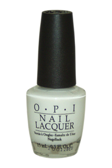 Nail Lacquer # NL L00 Alpine Snow by OPI for Women - 0.5 oz Nail Polish
