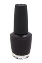 Nail Lacquer # NL I43 Black Cherry Chutney by OPI for Women - 0.5 oz Nail Polish