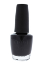 Nail Lacquer # NL W42 Lincoln Park After Dark by OPI for Women - 0.5 oz Nail Polish