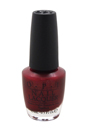 Nail Lacquer # NL H08 I'M Not Really A Waitress by OPI for Women - 0.5 oz Nail Polish