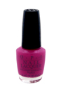Nail Lacquer # NL B78 Miami  Beet by OPI for Women - 0.5 oz Nail Polish