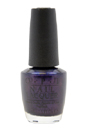 Nail Lacquer # NL R54 Russian Navy by OPI for Women - 0.5 oz Nail Polish
