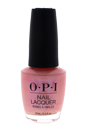 Nail Lacquer # NL S79 Rosy Future by OPI for Women - 0.5 oz Nail Polish