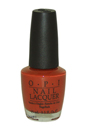Nail Lacquer # NL E52 Bullish On OPI by OPI for Women - 0.5 oz Nail Polish