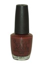 Nail Lacquer # NL E42 Can You Tapes This by OPI for Women - 0.5 oz Nail Polish