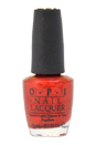 Nail Lacquer #NL R53 An Affair In Red Square by OPI for Women - 0.5 oz Nail Polish