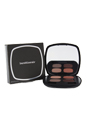 Ready Eyeshadow 4.0 Quad - The Happy Place by bareMinerals for Women - 0.17 oz Eyeshadow
