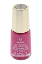 Nail Lacquer # 75 - Miami by Mavala for Women - 0.17 oz Nail Polish