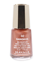 Nail Lacquer # 32 - Bangkok by Mavala for Women - 0.17 oz Nail Polish