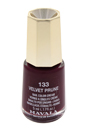 Nail Lacquer # 133 - Velvet Prune by Mavala for Women - 0.17 oz Nail Polish
