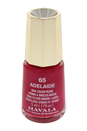 Nail Lacquer # 65 - Adelaide by Mavala for Women - 0.17 oz Nail Polish