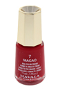 Nail Lacquer # 7 - Macao by Mavala for Women - 0.17 oz Nail Polish