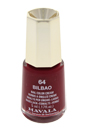 Nail Lacquer # 64 - Bilbao by Mavala for Women - 0.17 oz Nail Polish