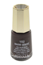 Nail Lacquer # 152 - Mauve Cendre by Mavala for Women - 0.17 oz Nail Polish