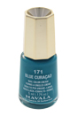 Nail Lacquer # 171 - Blue Curacao by Mavala for Women - 0.17 oz Nail Polish