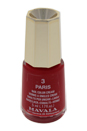 Nail Lacquer # 3 - Paris by Mavala for Women - 0.17 oz Nail Polish