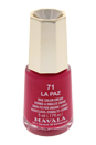 Nail Lacquer # 71 - La Paz by Mavala for Women - 0.17 oz Nail Polish