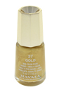 Nail Lacquer # 37 - Gold by Mavala for Women - 0.17 oz Nail Polish