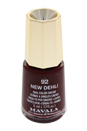 Nail Lacquer # 92 - New Dehli by Mavala for Women - 0.17 oz Nail Polish