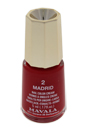 Nail Lacquer # 2 - Madrid by Mavala for Women - 0.17 oz Nail Polish