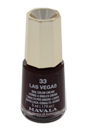 Nail Lacquer # 33 - Las Vegas by Mavala for Women - 0.17 oz Nail Polish