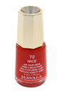 Nail Lacquer # 72 - Nice by Mavala for Women - 0.17 oz Nail Polish