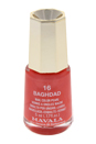Nail Lacquer # 16 - Baghdad by Mavala for Women - 0.17 oz Nail Polish