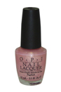 Nail Lacquer # NL R44 Princesses Rule by OPI for Women - 0.5 oz Nail Polish