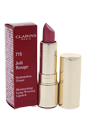 Joli Rouge Lipstick - # 715 Candy Rose by Clarins for Women - 0.1 oz Lipstick
