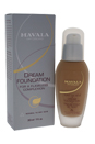 Dream Foundation - # 04 Sunny Beige by Mavala for Women - 1 oz Foundation