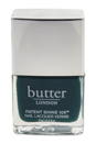 Patent Shine 10X Nail Lacquer - Across The Pond by Butter London for Women - 0.4 oz Nail Lacquer