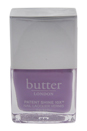 Patent Shine 10X Nail Lacquer - English Lavendar by Butter London for Women - 0.4 oz Nail Lacquer